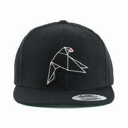 357CLG OG Outline BB Cap (Black)